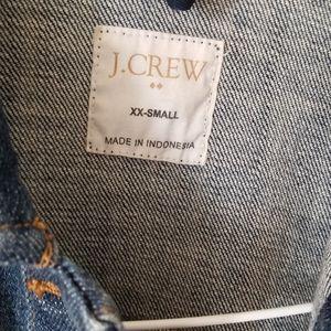 J. Crew Jackets & Coats - J Crew Denim jacket